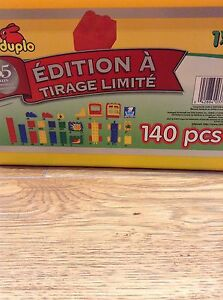 Lego DUPLO set 3763 140 bricks only $35