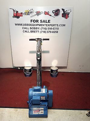 Used Bartell Sp8-e 8 Electric Power Floor Grinder Concrete Polisher Grinding