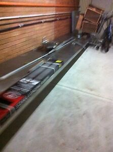 Stainless bench Maryville Newcastle Area Preview