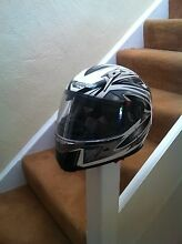 MOTOR BIKE HELMET NEW CONDITION Perth CBD Perth City Preview