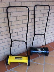 Push Mower x 2. Like New!! Runaway Bay Gold Coast North Preview