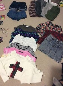 All clothes must go!!!