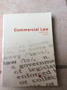 QUT Commercial Law textbook Stretton Brisbane South West Preview