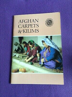 AFGHAN CARPETS & KILIMS..BY AFGHAN CARPET EXPORTERS GUILD
