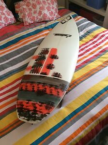 Custom made 5'8 brand new board Cooranbong Lake Macquarie Area Preview