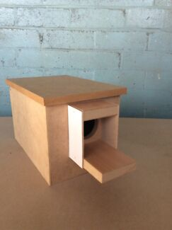 Budgie Bird Breeding Box $2.50! St Marys Penrith Area Preview