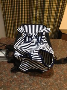 Front or rear facing pet carrier