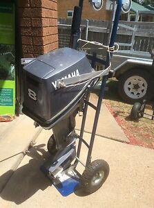 YAMAHA 8HP 2004 SHORT SHAFT Muswellbrook Muswellbrook Area Preview