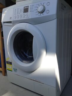 NEC 6.5kg FRONT LOADER washing machine Ashmore Gold Coast City Preview