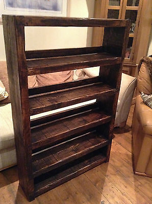 Large display unit/shoe rack