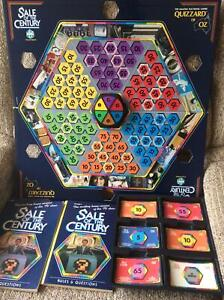 1980'S TONY BARBER'S SALE OF THE CENTURY BOARD GAME
