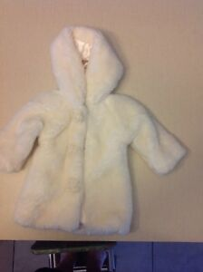 Fall or winter coat. 18 month size