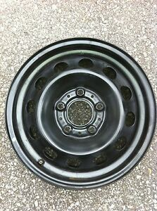 OEM BMW Steel Rims and Tires 15""