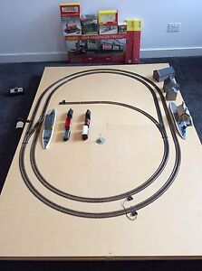 Hornby GWR Passenger Freight - model train set Carlton North Melbourne City Preview