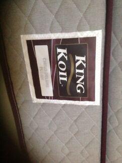 King Koil Kingsize Mattress Officer Cardinia Area Preview