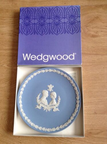 Wedgwood Charles and Diana Royal Wedding Plate