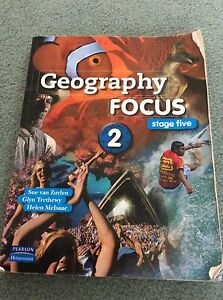 Geography Focus 2 stage 5 McDowall Brisbane North West Preview