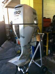150hp Honda Outboard Motor 4Stroke S2758 Southport Gold Coast City Preview