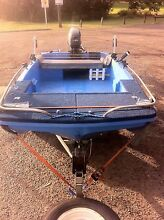 Fishing Boat 30hp Outboard Tri Hull Urgent Sale Negotiable Bonnet Bay Sutherland Area Preview