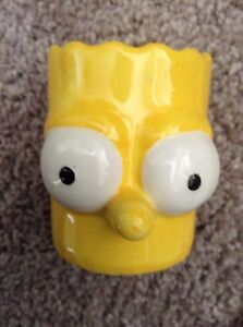 Bart Simpson egg cup! Copper Coast Preview