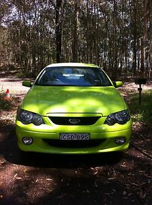 2005 ba xr6 Wallsend Newcastle Area Preview