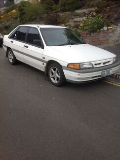 1993 Ford Laser hatchback Sandy Bay Hobart City Preview