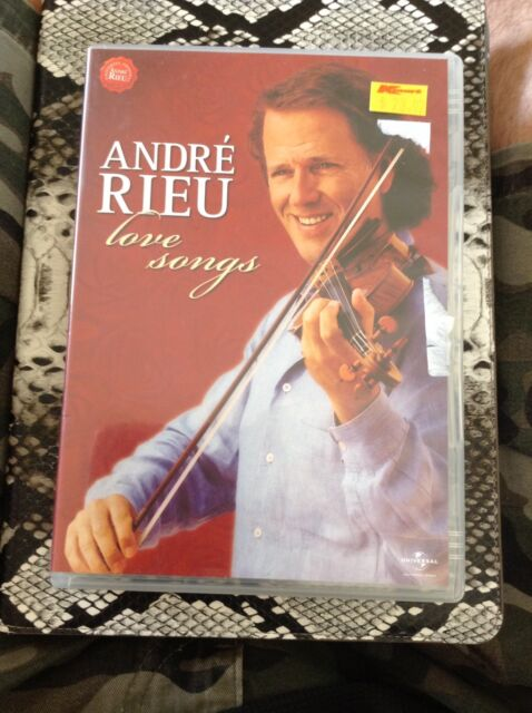 Andre Rieu love songs DVD music | CDs & DVDs | Gumtree Australia