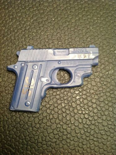 Rings Blue Gun Sig Sauer P238 with Laser