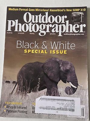 Outdoor Photographer Magazine Black & White Special August 2016 022817NONRH (Black & White Photographic Monthly)