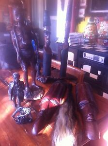 African Collectables Art Piece Joondalup Joondalup Area Preview