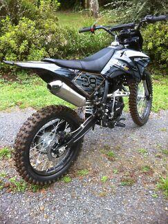 ATOMIK DIRT BIKE 250  2015 Healesville Yarra Ranges Preview