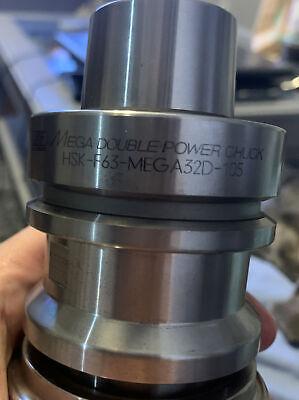 Big Daishowa Hsk 63-a Mega Double Power Chuck Hsk-f63-mega32d-105