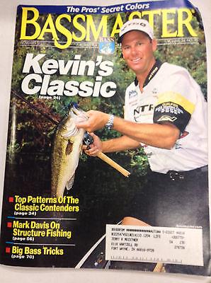 Bassmaster Magazine Kevins Classic Mark Davis November 2001 042617Nonr2