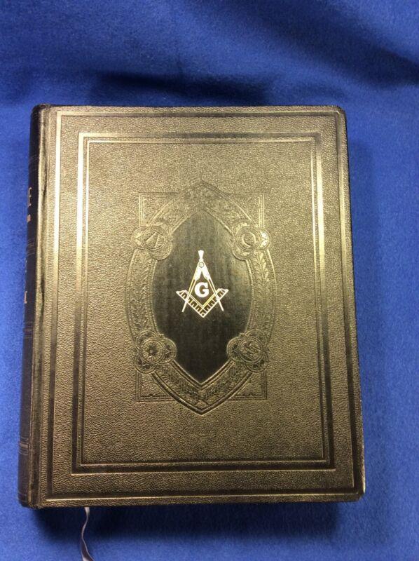 Vintage Masons Bible