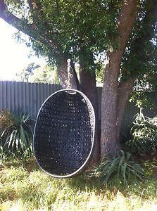 Wicker outdoor hanging egg chair Salisbury Salisbury Area Preview