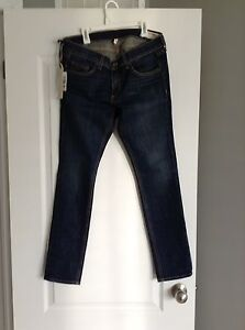 Rag and Bone tomboy aged jeans from Aritzia