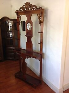 Timber Hat Stand/Hall Stand Mulgrave Monash Area Preview