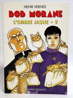 BOB MORANE L'ombre jaune 9 - 3 histoires - 2002 Ananké Lefrancq