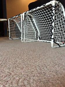 Mini-stick nets