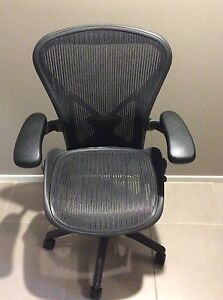 Herman Miller Aeron Chair Size C Fully Loaded Kellyville Ridge Blacktown Area Preview