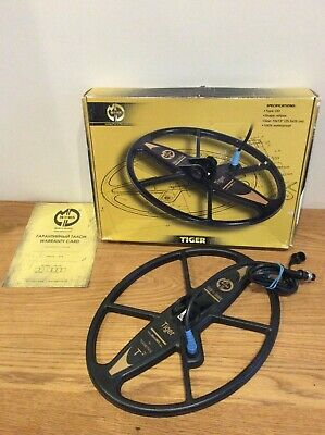 Mars Tiger TEKNETICS T2 METAL DETECTOR 13'' X 10'' COIL Ship Worldwide