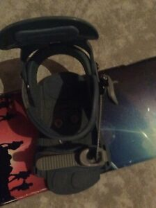 Firefly Snowboard and Bindings Used