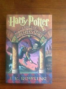 Harry Potter And The Sorcerers Stone Signed First Us Edition