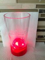 Budweiser Red Light NHL Hockey Goal Glass Limited Edition