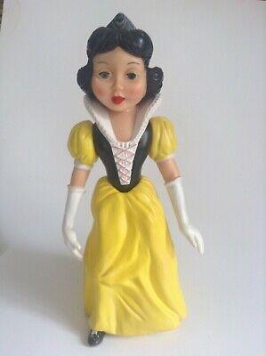 Jolie grande figurine Pouet Blanche neige TBE