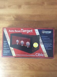 Auto Reset Target for Airsoft