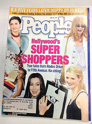 People Magazine Tyra Banks Demi Moore June 21  1999 041017Nonr