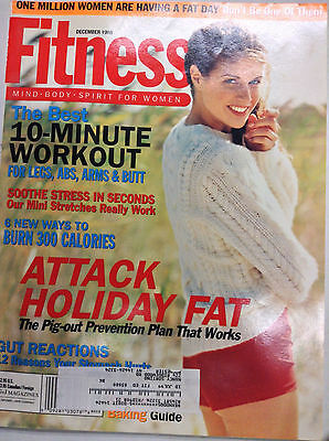 Fitness Magazine Best 10 Minute Workout December 1998