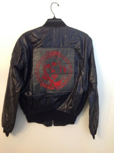 Rare Queen News Of The World Tour/Crew Jacket (1978) L@@@@@K