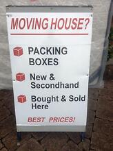 Removal Packing Cardboard Boxes, Bubblewrap, Tape, Cartons Cleveland Redland Area Preview